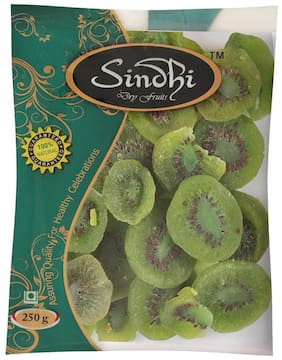 Sindhi Dry Fruits Dried Kiwi (250 g)