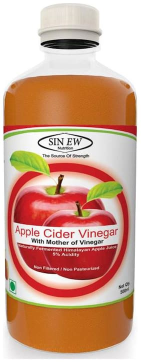 Sinew Apple Cider Vinegar With Mother of Vinegar- 500 ml