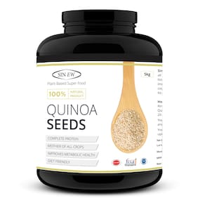 Sinew Nutrition White Quinoa Seeds 5 kg