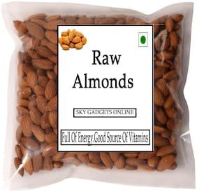 Sky Gadgets Online California Premium Almonds 200 G