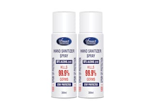 Smart Collection Hand Sanitizer Spray 300ml (Pack of 2)