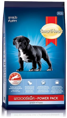 Smartheart Puppy Dry Dog Food Power Pack 10 Kg