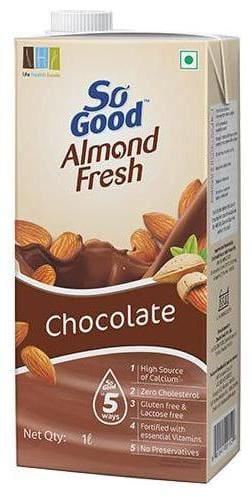 So Good Drink - Almond Fresh  Chocolate 1 L