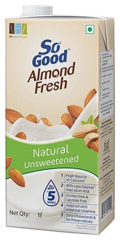 So Good Drink - Almond Fresh  Natural 1 L