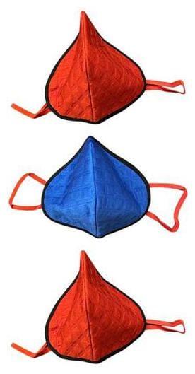 SOC Red Fashion Masks For Unisex