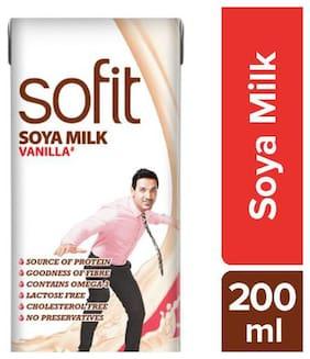 Sofit Milk Soya  Vanilla 200Ml