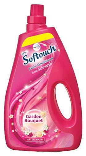 Softouch Fabric Conditioner - Softouch  Garden Bouquet 1.6 L