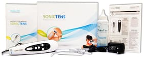 SONICTENS Portable Ultrasound and TENS Massager for Back Pain  Knee Pain  Shoulder Pain