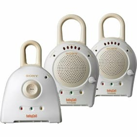 Sony 900 MHZ BABYCALL NURSERY MONITOR WITH RECEIVERS