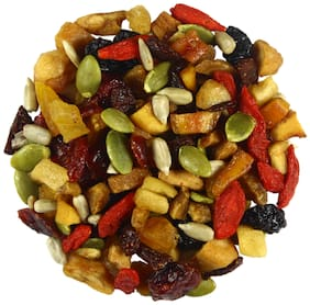 Sorich Organics Trail Mix ( Fruits and Superfoods ) - 200 Gm