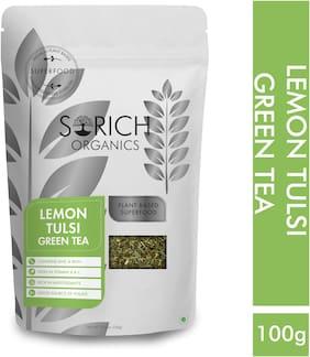 Sorich Organics Lemon tulsi green tea  - 100 g