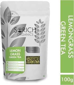 Sorich Organics Lemongrass green tea - 100 g
