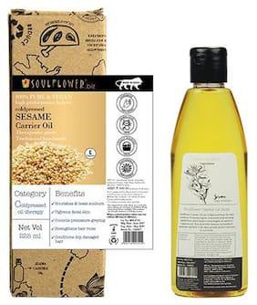 Soulflower Carrier Oil Sesame 225 ml