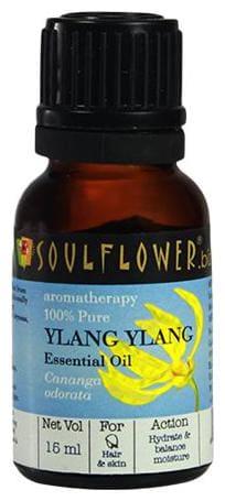 Soulflower Ylang Ylang Essential Oil 15 ml