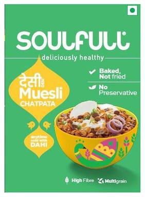 Soulfull Desi Muesli - Chatpata 400 gm