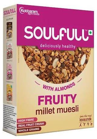 Soulfull Millet Muesli - Fruity 200 gm