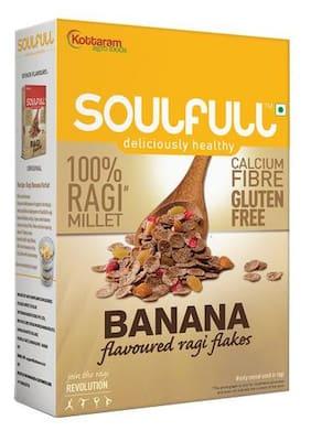 Soulfull Ragi Flakes - Banana 300 gm