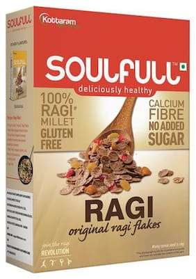 Soulfull Ragi Flakes - Original 300 gm