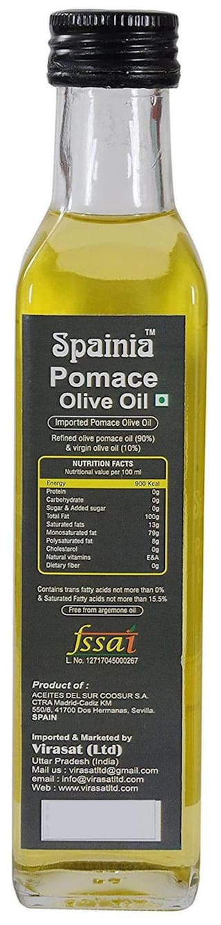 Spania Pomace Olive Oil 250 ml