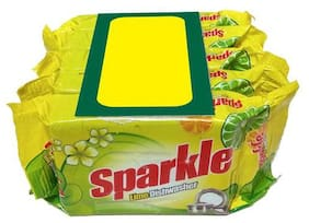 Sparkle Dishwasher Bar - Lime 750 g