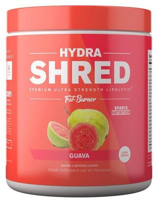 Sparta Nutrition Hydra Shred Fat Burner (Guava) - 270G