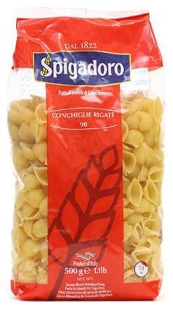 Spigadoro Conchiglie Rigate 500 g