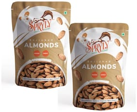SPRYLY ENRICHED ALMONDS 900g (450 g X 2)