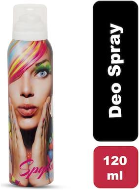 Spykar Bloom Body Deodarant for Woment - 120 ml
