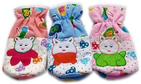 Squnibee Cotton Medium Multi Bottle Cover