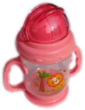 Squnibee Pink Lion Sipper Cup