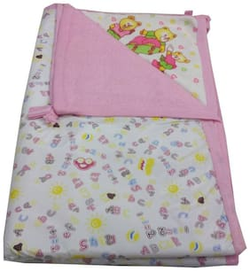 Squnibee Plastic Baby Bed Protecting Mat Size-M