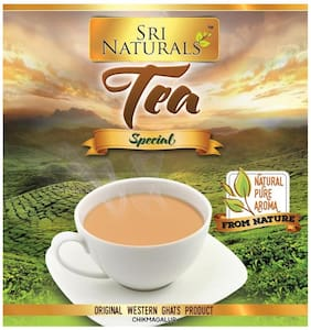 Sri Naturals Premium Tea powder 500g (Original Tea from Westren Ghats Karnataka chikkamagalur ,Directly packed from Grower and Manufacturer)