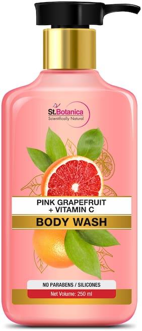 StBotanica Pink Grapefruit Vitamin-C Body Wash 250ml