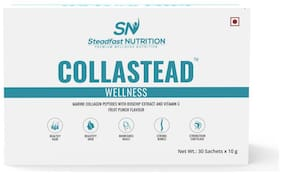 Steadfast Medishield Nutrition Collastead (Box of 30 Sachets x 10g ) Pack of 1