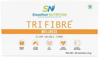 Steadfast Nutrition Tri Fibre - Soluble Fibres 240g