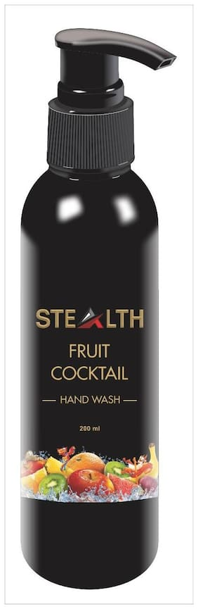 Stealth Fruit Cocktail Hand Wash 200ml