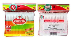 Strawberry Buds 100  pcs Pouch