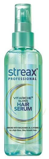 Streax Professional Vitariche Gloss Hair Serum (100ml)