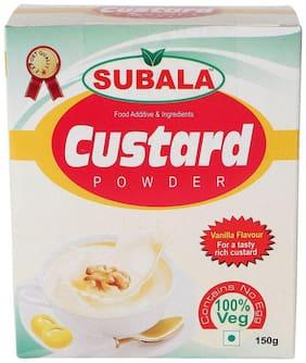 SUBALA Custard Powder Vanilla Flavour 600gm