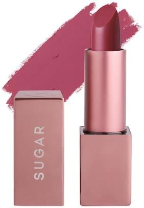 SUGAR Cosmetics Mettle Matte Lipstick 3.5gm(Mauve)