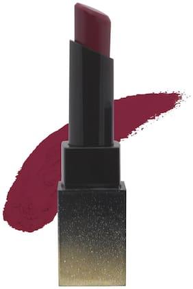 SUGAR Cosmetics Nothing Else Matter Longwear Lipstick -3.5g 28 Hail Berry (Maroon)