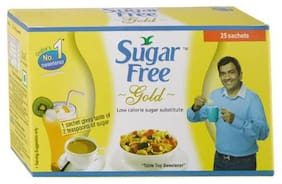 Sugar free Gold - Low Calorie Sugar Substitute (Sachets) 25 pcs