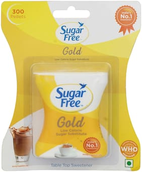 Sugar Free Gold Pellets 300pellets