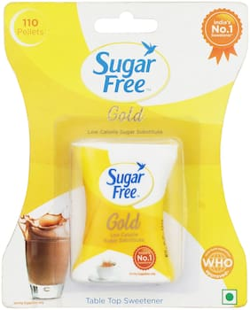 Sugar Free Gold Pellets 100pellets