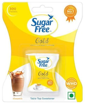 Sugar Free Gold Low Calorie Sweetner 300 Pellets