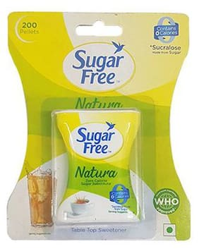 Sugar free Natura - Sweetener Tablets 200 pcs