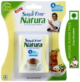 Sugar Free Natura Sweetener Tablets 300 Pcs