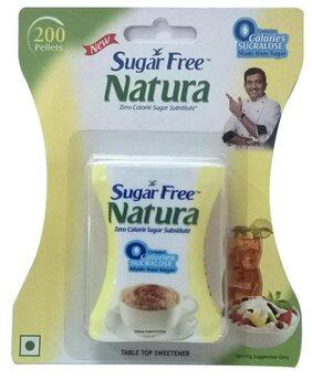Sugar Free Natura Zero Calorie Sweetener 200 Pellets