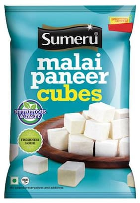 sumeru Malai Paneer Cubes 180 g