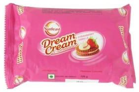Sunfeast Cream Biscuits - Strawberry & Vanilla 120 g